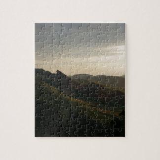 Sunrise at Red Rocks Colorado Jigsaw Puzzle