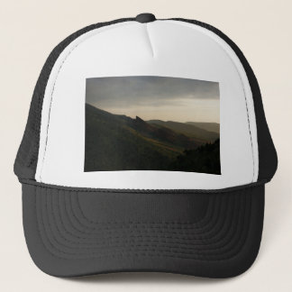 Sunrise at Red Rocks Colorado Trucker Hat
