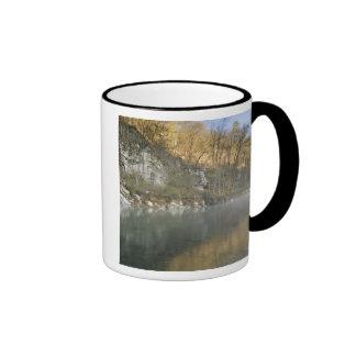 Sunrise at Roark Bluff, Steel Creek access, Ringer Mug
