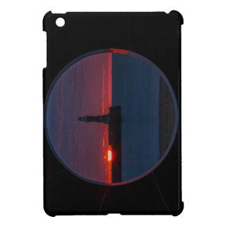 Sunrise at Roker Lighthouse iPad Mini Case