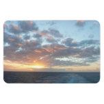 Sunrise at Sea Premium Magnet