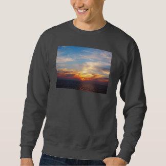 Sunrise At Sea Sweatshirt