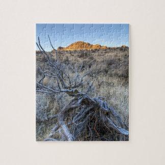 Sunrise at Squaw Creek, Owyhee County, ID Jigsaw Puzzles
