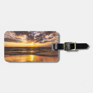 Sunrise at Surfers Paradise Luggage Tag