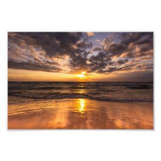 Sunrise at Surfers Paradise Photo Print