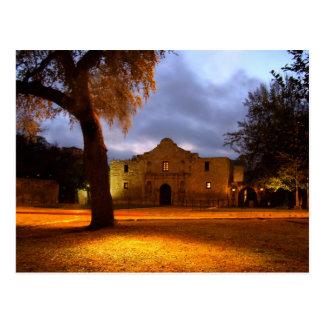 Sunrise At The Alamo Postcard