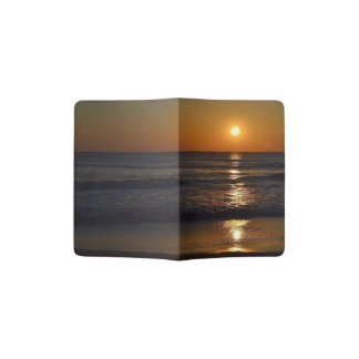Sunrise at the Beach by Shirley Taylor Passport Holder