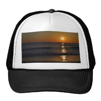 Sunrise at the Beach by Shirley Taylor Trucker Hat