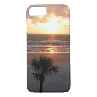 Sunrise At The Beach iPhone 7 case