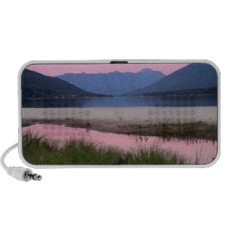 Sunrise at the Beach Landscape Travelling Speakers