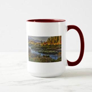 Sunrise at 'The Narrows' Mug
