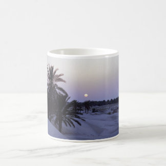 Sunrise  At The Oasis 11 Oz Magic Heat Color-Changing Coffee Mug