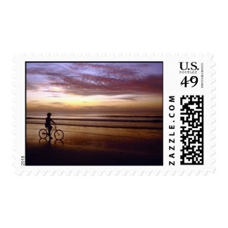 Sunrise at the Shore med.size stamp