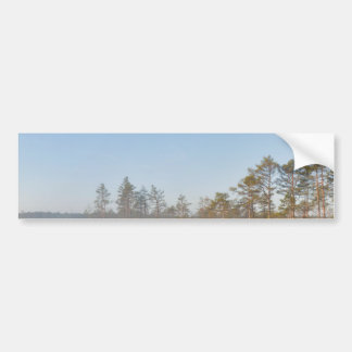 Sunrise at Viru Bog, Estonia Bumper Sticker