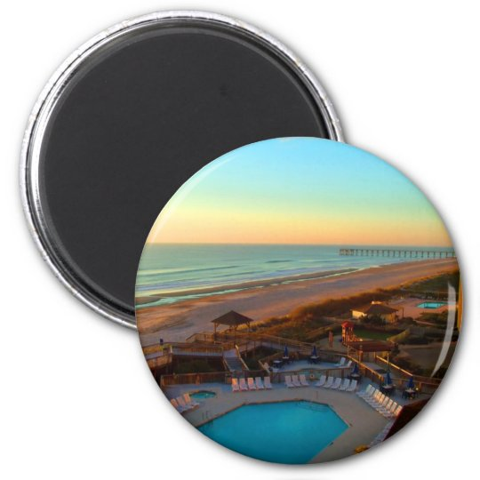 Sunrise Beach Magnet