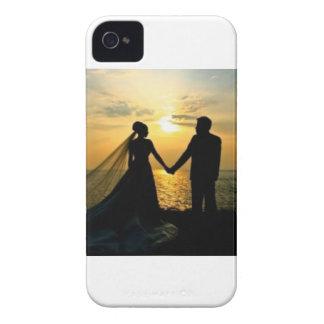 Sunrise Beach Wedding Case-Mate iPhone 4 Case