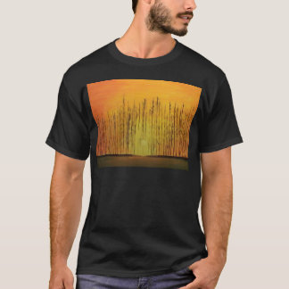 Sunrise Behind the Trees T-Shirt