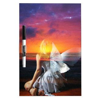 SUNRISE BLISS Dry-Erase BOARD