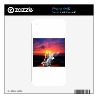 SUNRISE BLISS SKIN FOR THE iPhone 4S