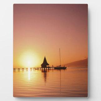 Sunrise Boardwalk Surise Display Plaques