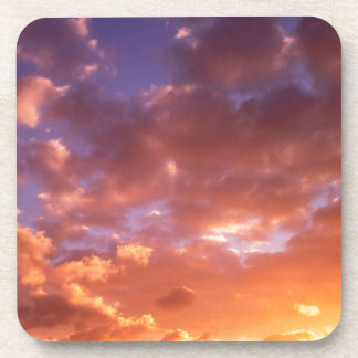 Sunrise Brand New Day Drink Coasters