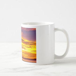 Sunrise Bright Union Reservoir Coffee Mug