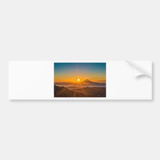 Sunrise Bumper Sticker