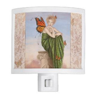 Sunrise Butterfly Fairy Night Light