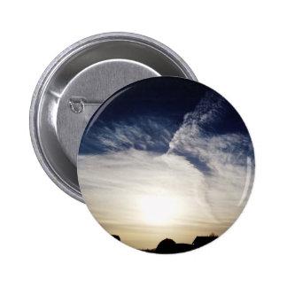Sunrise Pinback Buttons