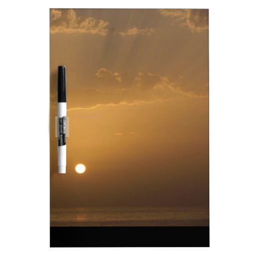 """Sunrise"" by mysteryella Dry-Erase Boards"