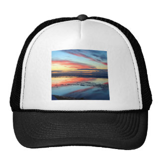 Sunrise Candy Floss Trucker Hat