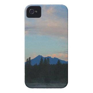 Sunrise Cascade Mountains Oregon iPhone 4 Cover