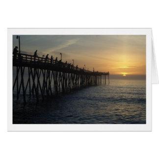 Sunrise Catch Card