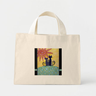 Sunrise Cats Tote