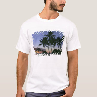 Sunrise Chinamans Hat Kaneohe Bay Kaneohe Oahu T-Shirt