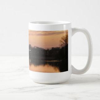 Sunrise Classic White Coffee Mug