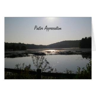 Sunrise Clergy Appreciation Card