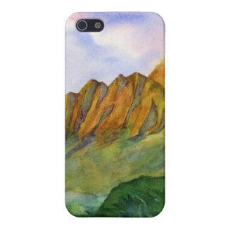 Sunrise Cliffs Kauai Hawaii I-phone 4 4s spec case