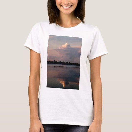 Sunrise Cloud Reflections T-Shirt