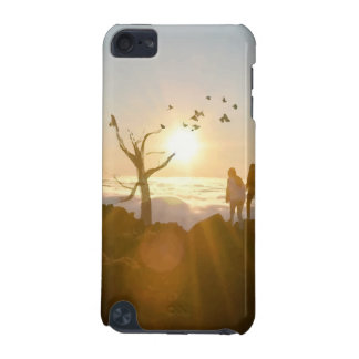 Sunrise Clouds iPod Touch 5G Cover