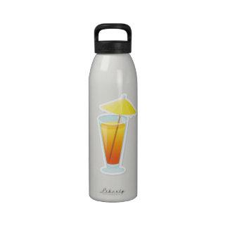 Sunrise Cocktail Reusable Water Bottles