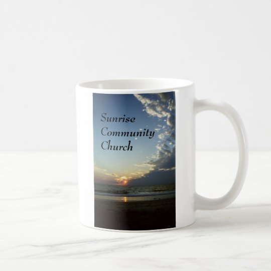 Sunrise Community Church Coffee Mug