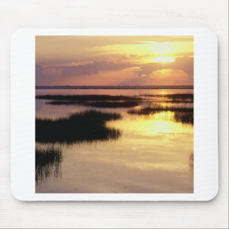 Sunrise Dawn Breaking St Joseph Florida Mouse Pads