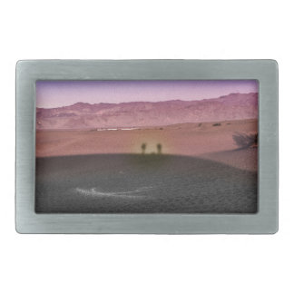 Sunrise Death Valley National Park Belt Buckle