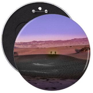 Sunrise Death Valley National Park Pinback Button