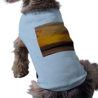 Sunrise Doggie Tshirt