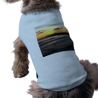 Sunrise Dog Tee Shirt