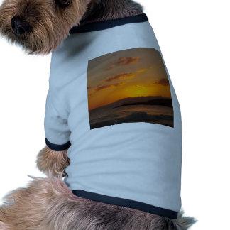 Sunrise Dog Tee