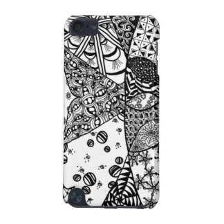 Sunrise Doodle Art  iPod Touch 5G Covers