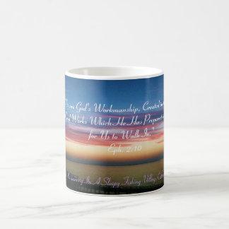 Sunrise Ephesians210 Rainbow Colors mug